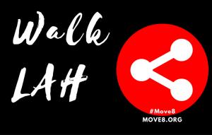 """2018 Move8 Malaysia Day Walkathon """"Sayangi Malaysiaku"""" @ Dataran DBKL"""