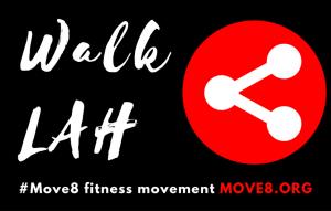 #Move8 Walkathon for International Women's Day @ Dataran DBKL
