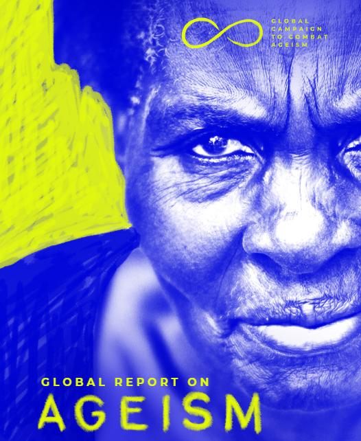 Cover of Global Report on Ageism