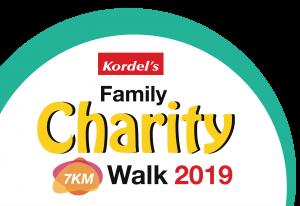 Kordel's Family Charity Walk @ Padang Merbok